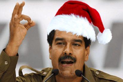 El chavista Maduro denuncia histérico que Colombia prepara un ataque alrededor de Nochevieja