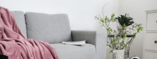 Mantas o plaids para sofás más vendidas en Amazon