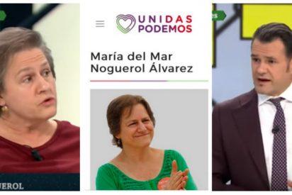 Iñaki López se lleva el revolcón de la audiencia por ocultar la filiación podemita de una 'experta' en coronavirus