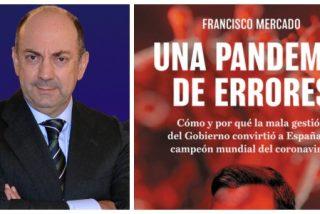 """Entrevista al periodista Francisco Mercado: """"Fernando Simón actuó como portavoz de Iván Redondo, jamás le importaron los criterios científicos"""""""