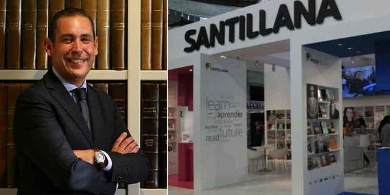 Exclusiva / Manuel Mirat (PRISA) justifica la drástica venta de Santillana: «No ha sido una decisión sencilla»