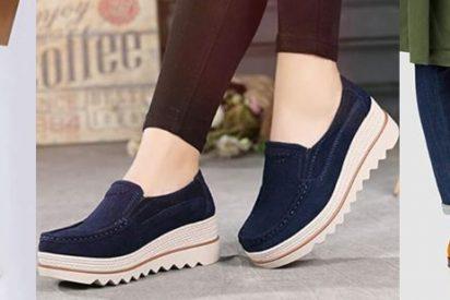 Zapatos mocasines para mujer más vendidos