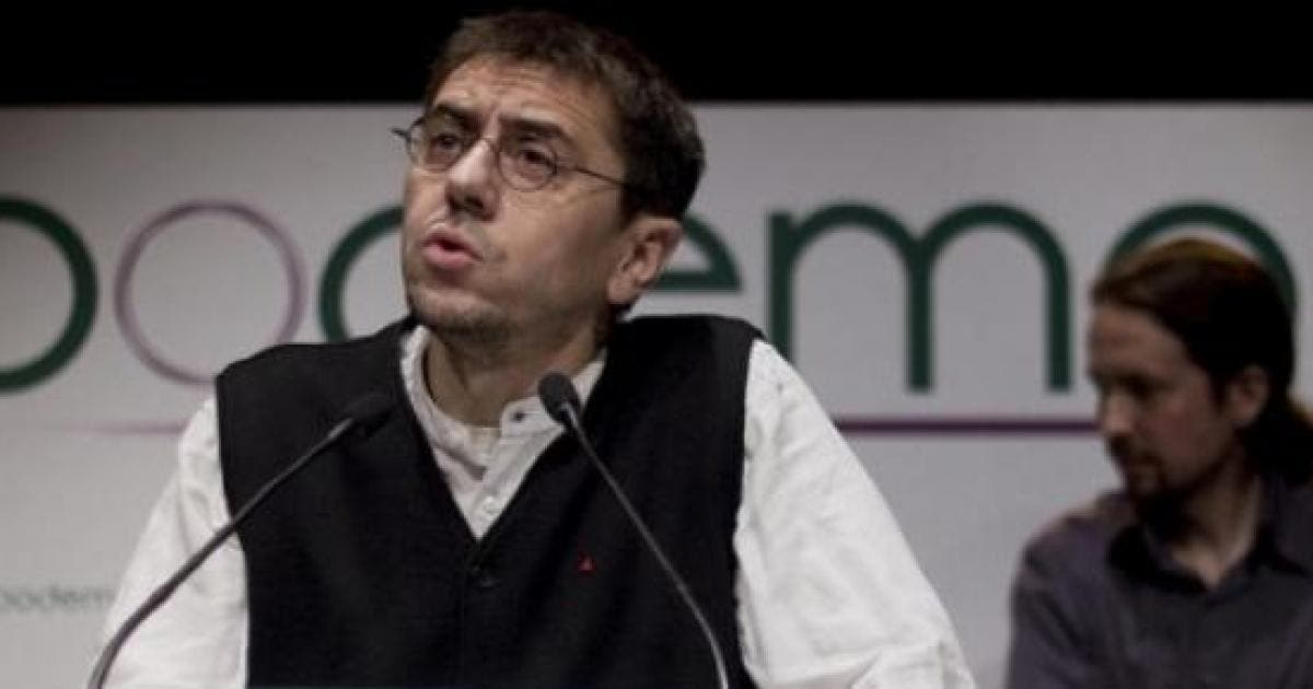 Palo judicial a Monedero que lo 'aparta' de Podemos y puede expulsarle para siempre de las televisiones