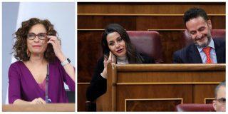 Cs vende que Sánchez no subirá el impuesto del diésel y Montero replica que con ella no han hablado