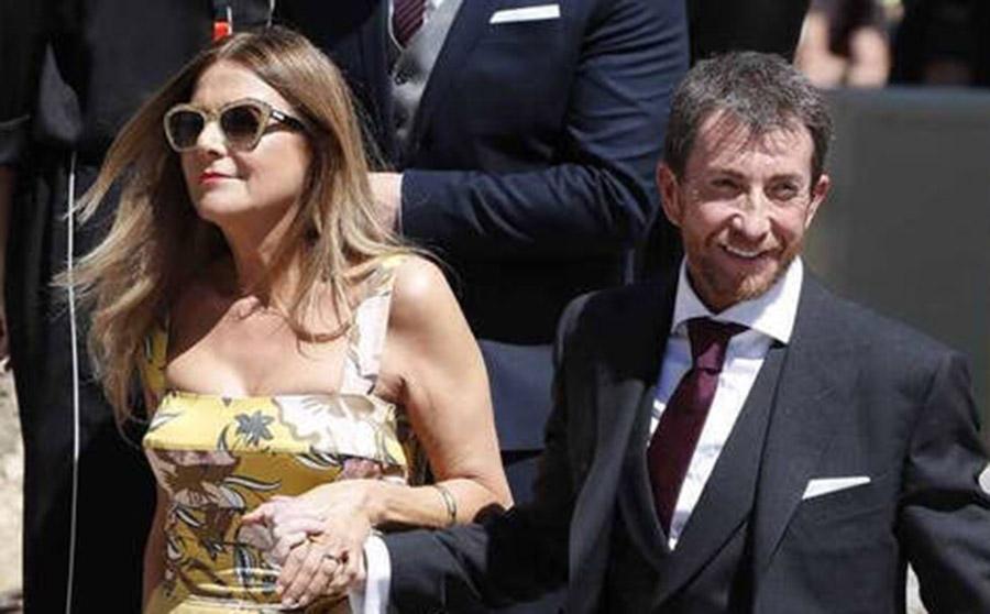 Pablo Motos pone a prueba su matrimonio desvelando en público la manía que más nervioso le pone de su mujer