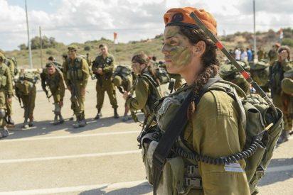 Israel entrena a mujeres para crear un equipo especial de soldados contra Hezbollah