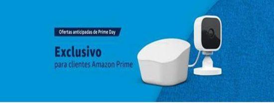 Ofertas anticipadas Prime Day 2021 en dispositivos Amazon ✅ (hasta -56%)