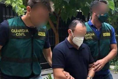 La Guardia Civil detiene en Barcelona a un peligroso expolicía colombiano acusado de asesinato