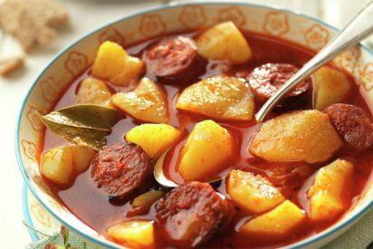 Patatas a la riojana: ¡la tradición en un plato!