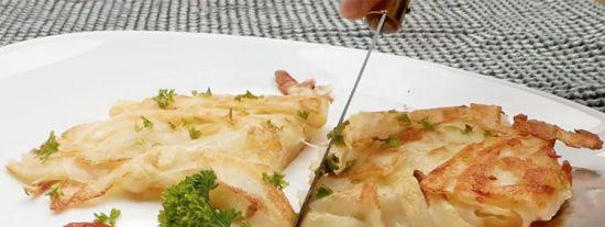 Receta de solo 3 ingredientes para los amantes de las patatas