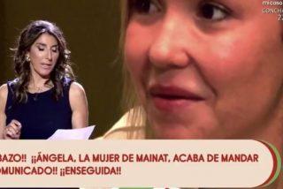 El grandioso desliz de Paz Padilla sobre el 'Caso Mainat' en 'Sálvame': confunde al productor con Aznar
