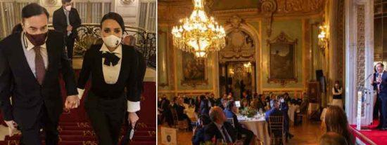 Toda España es un clamor: las redes exigen responsabilidades a los ministros por irse de juerga con Pedrojota