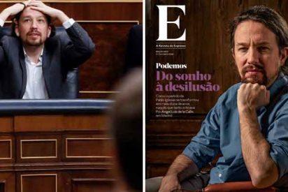 En Portugal tienen calado a Iglesias: el líder podemita, vapuleado en el semanario 'Expresso'