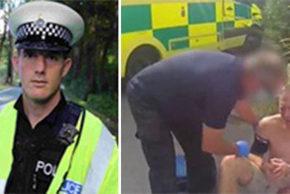 Este policía estranguló a su amante después que la chica revelara a su esposa que tenían un affaire