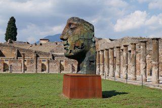 """Roba reliquias en Pompeya y le cae una maldición: """"Estoy pidiendo el perdón de los dioses"""""""