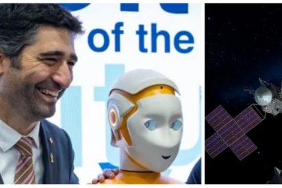 La lunática iniciativa de la Generalitat catalana, poner en órbita una 'NASA' autonómica