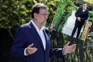"""Rajoy se 'chotea' de laSexta por acusarle de """"saltarse"""" el confinamiento: """"No me ha llegado ninguna multa"""""""
