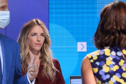 """Cayetana arrasa con el """"argumento perverso"""" de Podemos y TVE"""