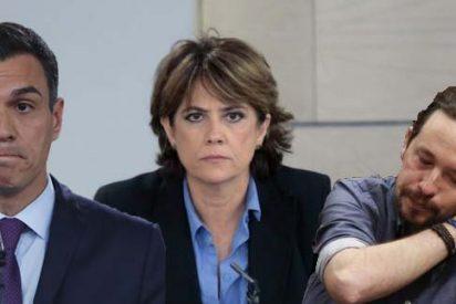 Los fiscales se alzan 'en armas' contra el plan de salvar a Pablo Iglesias...