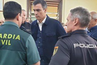 Nueva traición de Sánchez a Ejército, Guardia Civil y Policía; pero ahora agentes y militares reaccionan