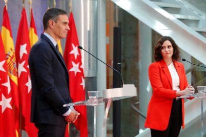 Ayuso cuenta al 'Financial Times' el plan autoritario de Sánchez: «Quieren un país con una forma de pensar»