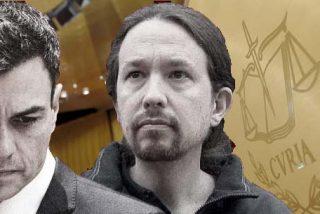 Sánchez reta a la UE y a la Monarquía al amenazar con una 'blitzkrieg' para asaltar al Poder Judicial
