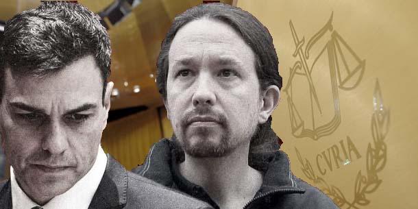 El plan 'bolivariano' del PSOE y Podemos contra el Poder Judicial agita a la UE: Polonia plantea sanciones a Sánchez