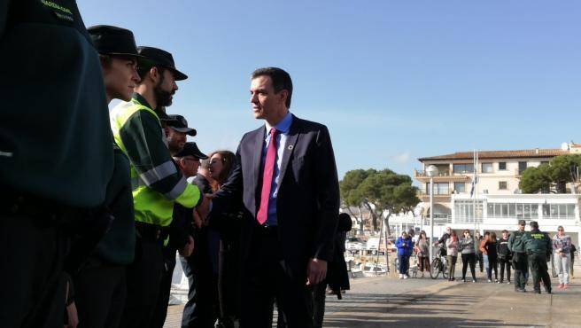 """Una víctima de ETA avergüenza en público a Pedro Sánchez: """"Es usted un canalla"""""""