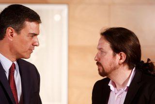 Las maldades que circulan por WhatsApp: el polémico vídeo de cómo acabará el Gobierno PSOE-Podemos