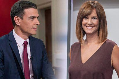 Pedro Sánchez oculta el oscurísimo pasado en Televisión Española de la 'perversa' Mónica López
