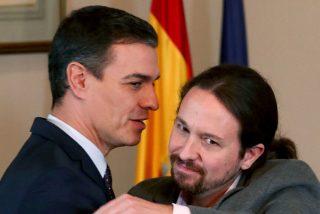 Podemos arde: filtran la traición de Pedro Sánchez a Pablo Iglesias que forzaría elecciones anticipadas