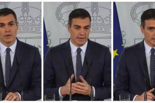 Pedro Sánchez aguarda a los telediarios para perpetrar otro 'Aló presidente' a cuenta del nuevo estado de alarma