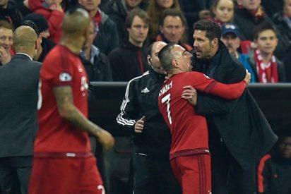 Champions League: El 'pupas' Atlético de Madrid, emparejado con el campeón Bayern Munich