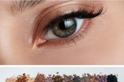 Mejores sombras de ojos con ingredientes naturales