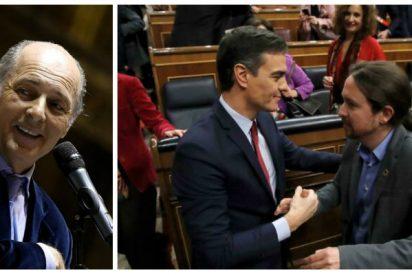 """José Manuel Soto cose a dentelladas al Gobierno Sánchez: """"Es una banda de trileros sinvergüenzas"""""""