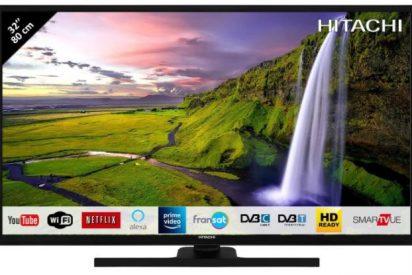 5 televisores baratos de 32 pulgadas Prime Day 2020 ✅