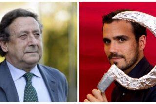"Alfonso Ussía: ""Enfadado"""