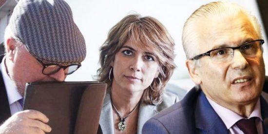 La venta de información de Villarejo desde prisión 'pone en la picota' a Delgado y su 'novio' Garzón