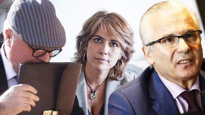 La venta de información del excomisario Villarejo desde prisión 'pone en la picota' a Dolores Delgado y su 'novio' Baltasar Garzón