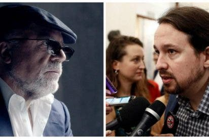 Villarejo se querella contra Iglesias y su camarilla por denuncia falsa en el 'caso Dina'