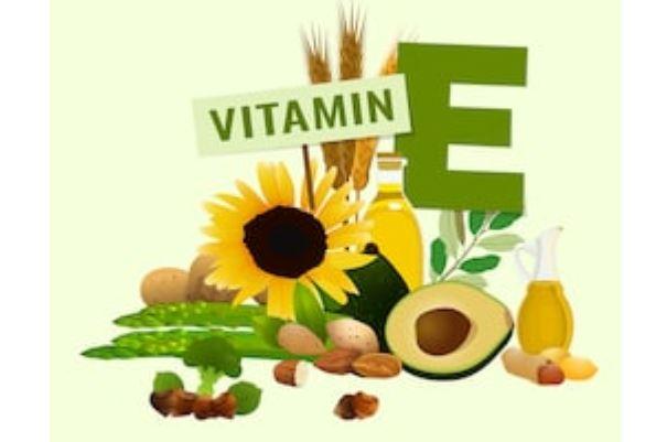 vitamina E en la cara
