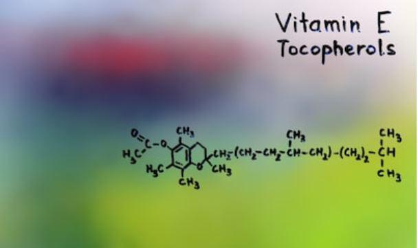 vitamina E-tocoferol