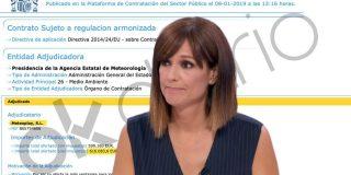 Los 'pufos' de Mónica López hunden a TVE pero hacen de oro a la empresa de su marido