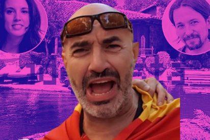 """El vecino al que Iglesias pide cárcel por llamarle """"garrapata"""" y molestar a las aves: """"Está loco"""""""