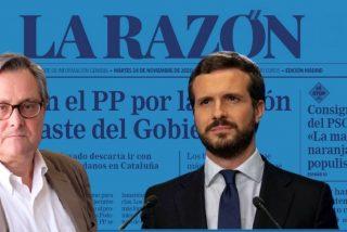 """Marhuenda lanza una alerta envenenada a Casado: """"Va detrás de los acontecimientos y falta agenda propia"""""""
