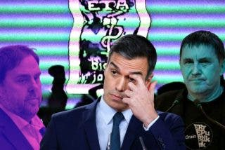 El Quilombo / La Navidad se adelanta para los separatistas: lo que no consiguió la ETA, lo consigue Sánchez
