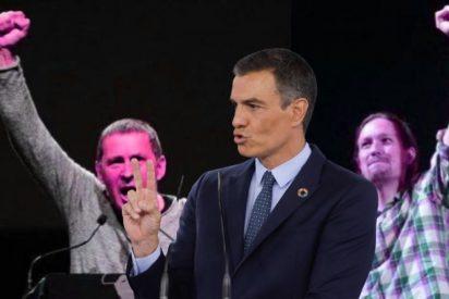 El Quilombo / Sánchez subasta lo que queda de España y Otegi se reparte el botín con Iglesias
