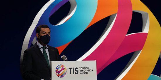 Moreno aspira a convertir Andalucía en la Región Mundial de la Innovación turística