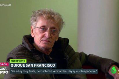 """Quique San Francisco se la envaina y ya no critica a Pedro Sánchez: """"¿Quién soy yo para juzgarlo?"""""""