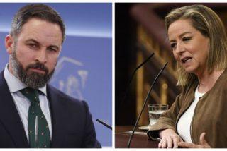 Oramas se traga su palabras contra Abascal cuando este criticó el descontrol de la inmigración en Canarias